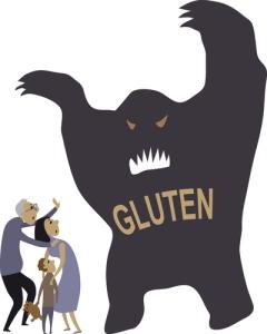 gluten fantasmas