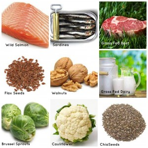 Omega-3-voedsel