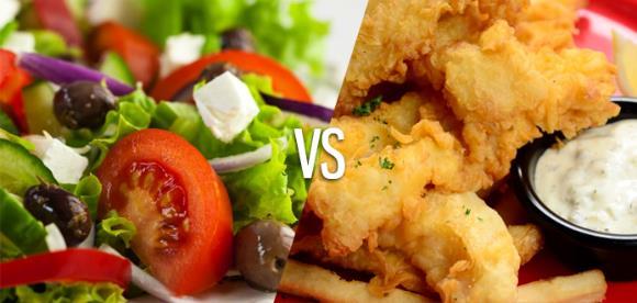 dieta flexible vs dieta limpia