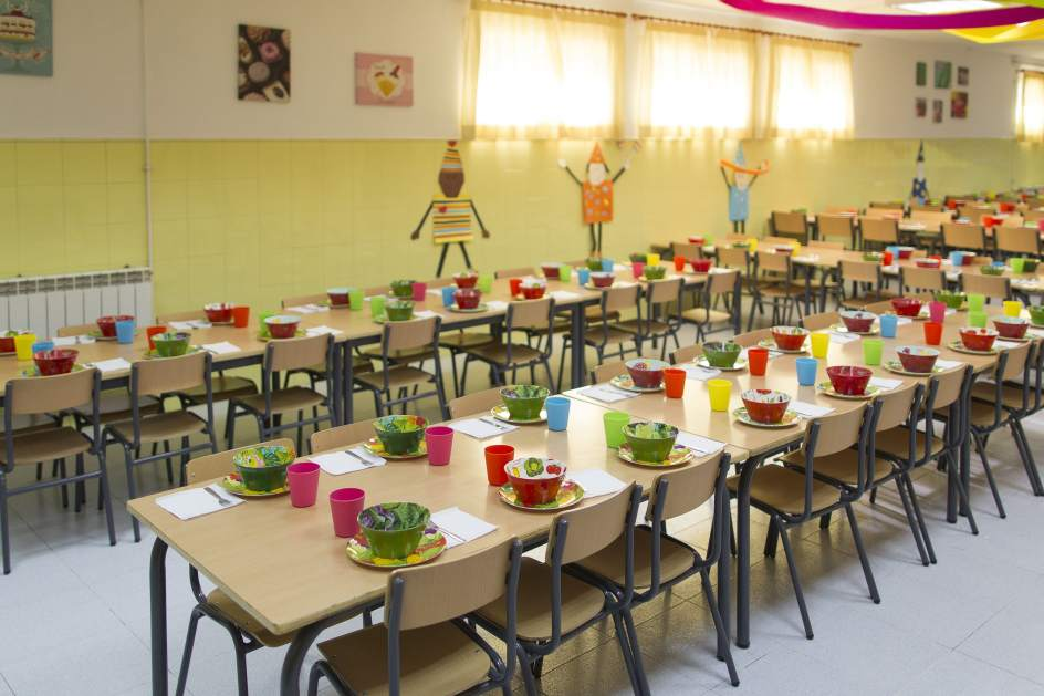 comedores escolares portada