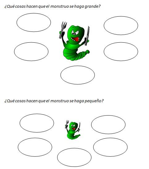 monstruo de la gula