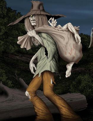 hombre del saco